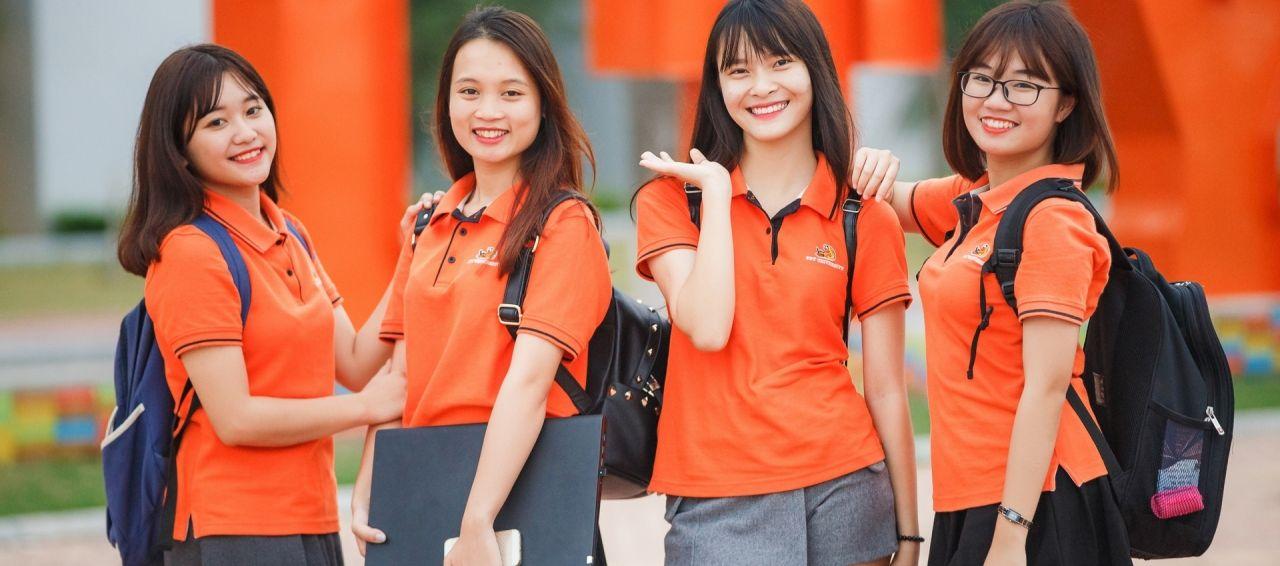 May đồng phục Quảng Bình