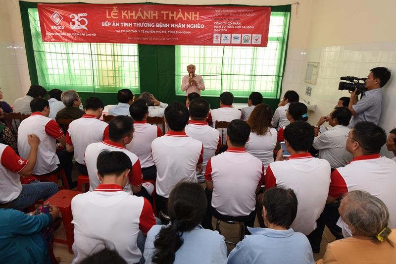May đồng phục huyện Bình Chánh